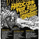 Festival poster, 2012
