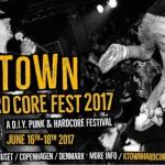 K-TOWN HARDCORE FEST 2017